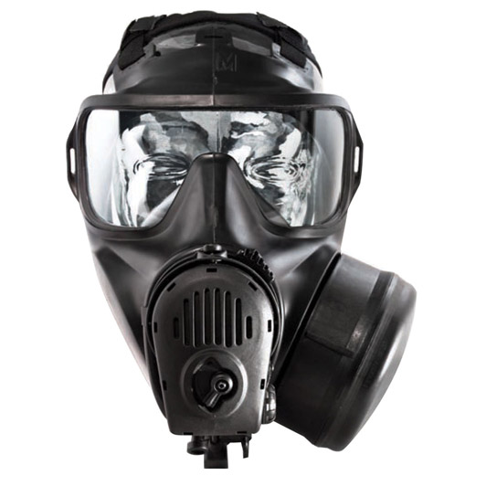National Safety Supply Fm53 Multi Role Protective Mask